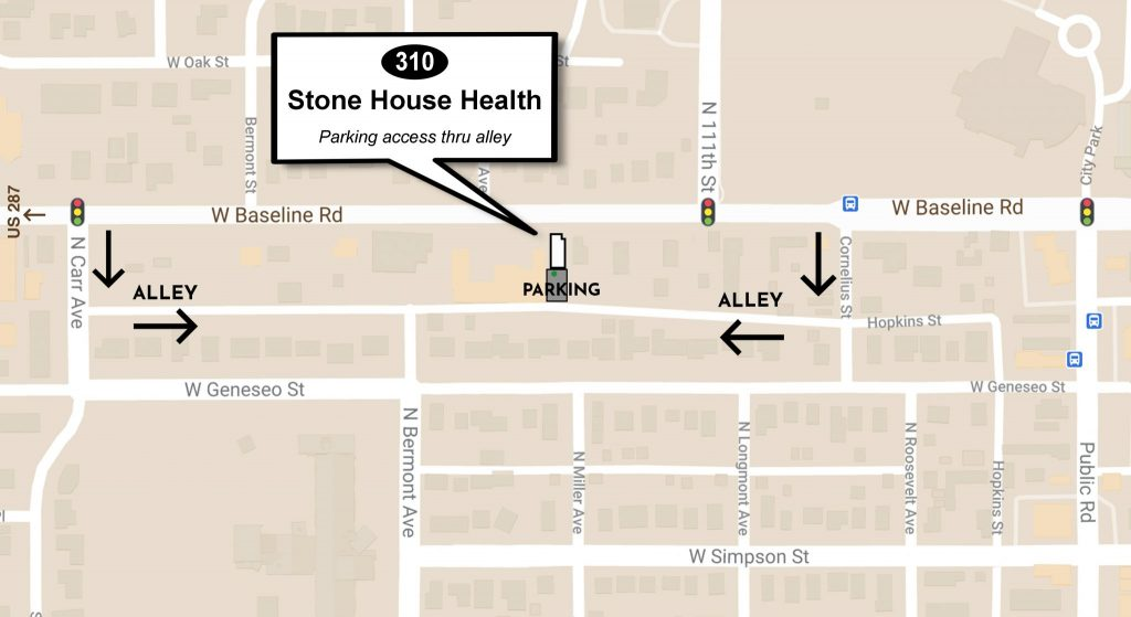 Stone House Health Directions